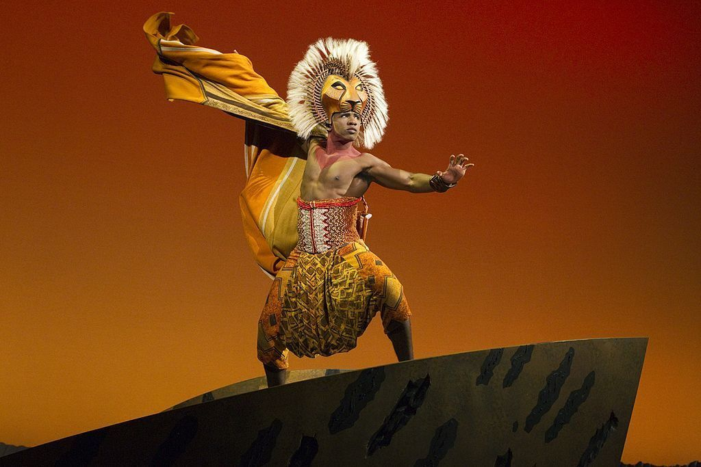 The Lion King Musical.