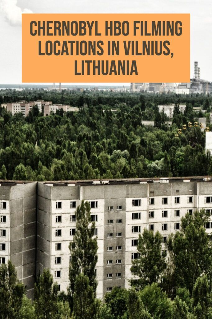 Chernobyl HBO Filming Locations in Vilnius, Lithuania
